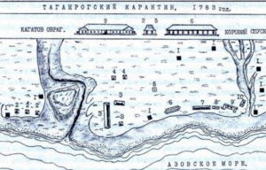 Карта карантина