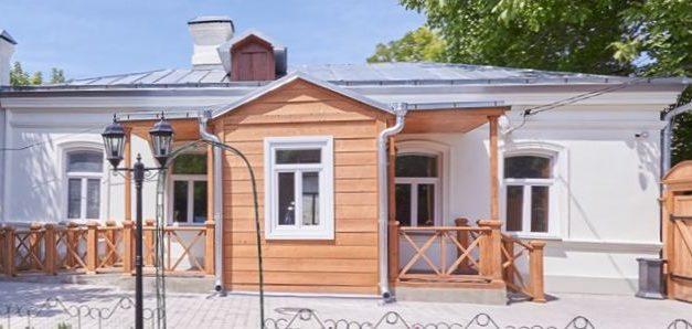 Дом Павла Егоровича Чехова. Новый музей в Таганроге