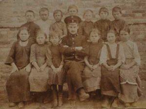 Школа Новобессергеневская
