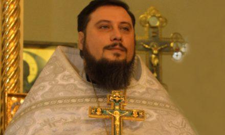 Рождественское поздравление благочинного протоиерей Алексея Лысикова