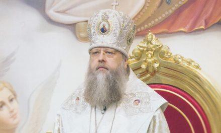 Рождественское послание  митрополита Ростовского и Новочеркасского Меркурия