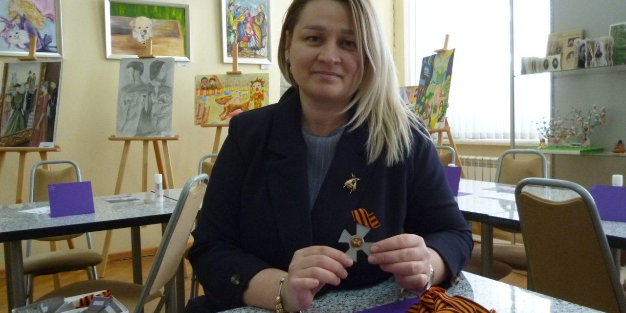 Георгиевский крест – своими руками