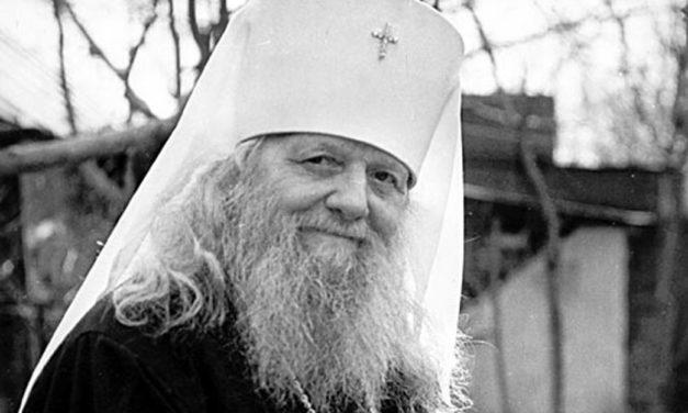 Митрополит Иосиф (Чернов): «…Бог его видел! И благословил!»