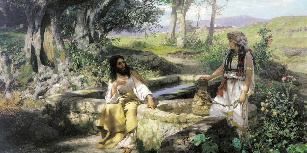 Почему за Христом пошли блудницы?..