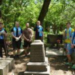 Таганрогский некрополь продолжает преображаться