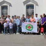 В рамках проекта таганрогского благочиния «Точка памяти» состоялась уборка воинских могил