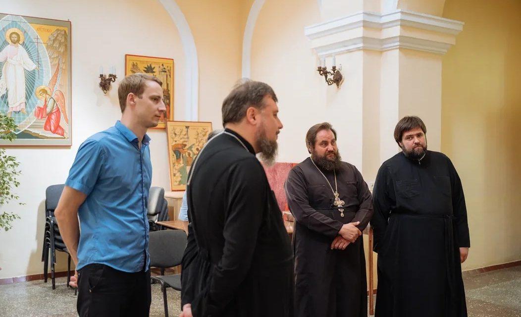В Таганроге состоялось выездное совещание Искусствоведческой комиссии Донской митрополии