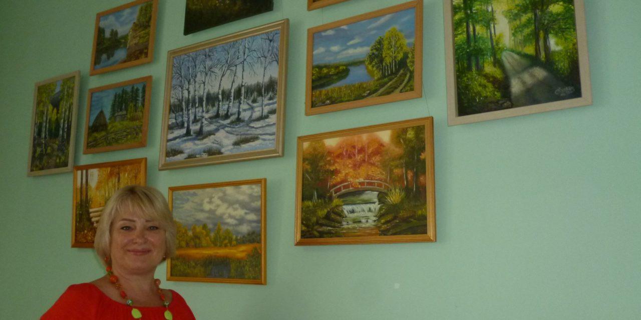 Светлана Кукса: «Это – красота, созданная нашим Творцом для нас…»
