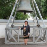 Ирина Ордынская: «Мир может существовать в гармонии, только когда в нём есть вера в Бога…»