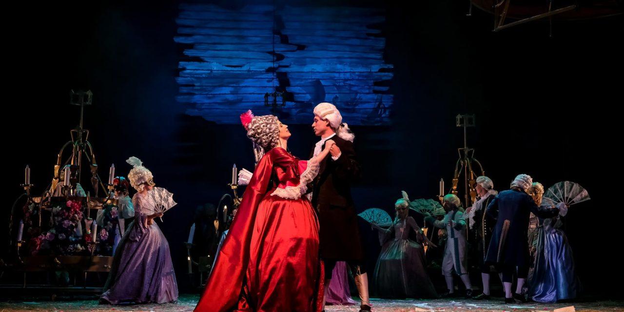 Екатерина Вторая взойдет на таганрогскую сцену.  И не однажды…