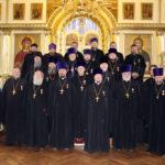Епархиальные памятные медали «За усердное служение» были вручены клирикам Таганрогского благочиния
