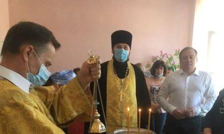 Клирик Сергиевского храма посетил школу г. Таганрога