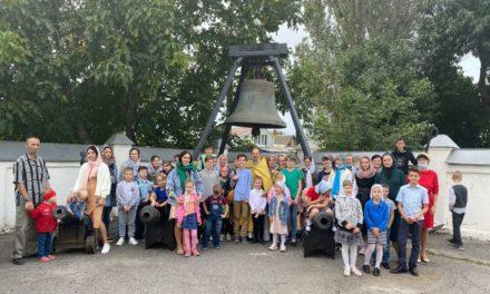 Учащиеся воскресной школы Сергиевского храма совершили паломническую поездку по местам праведного Павла Таганрогского