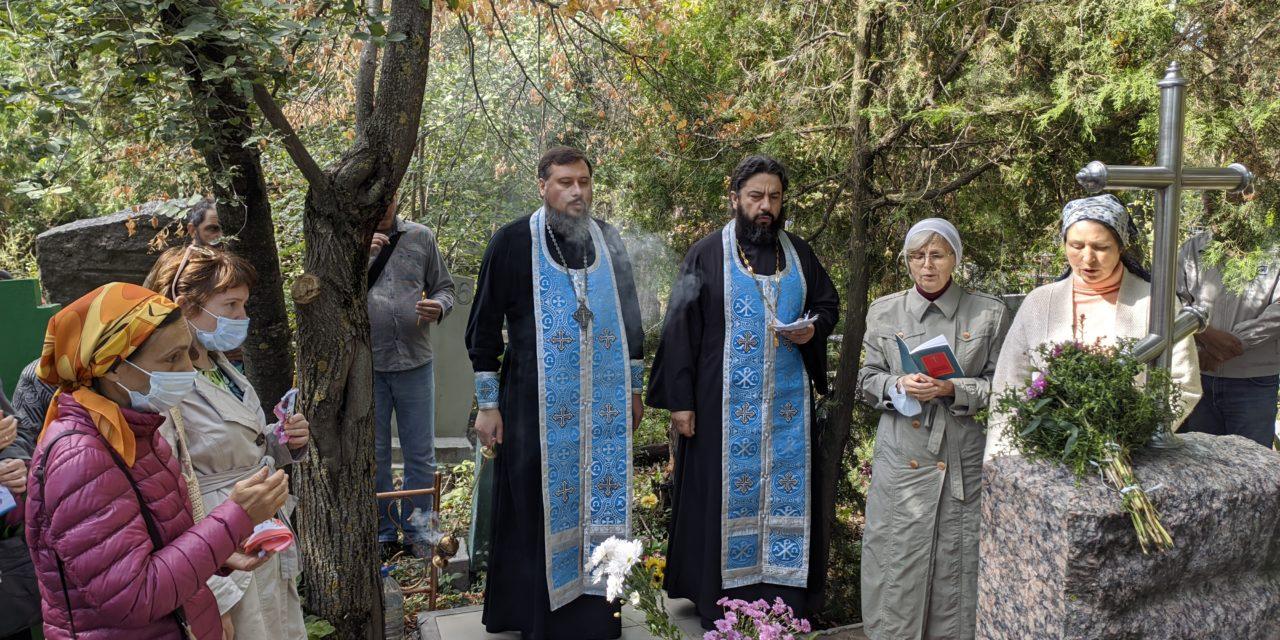 В Таганроге молитвенно почтили память архиепископа Чебоксарского и Чувашского Николая (Феодосьева)