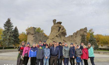 Маршем памяти «Таганрог – Сталинград»