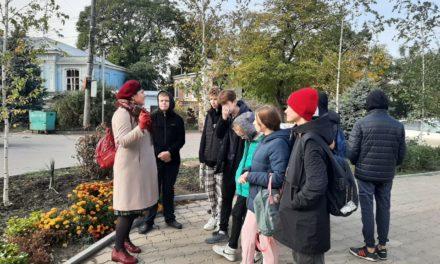 В рамках рамках проекта «Православная инициатива: ОТ АНГЕЛА К АНГЕЛУ» состоялась экскурсия для школьников Таганрога