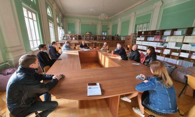 В Таганроге состоялось заседание Общественного совета при МВД