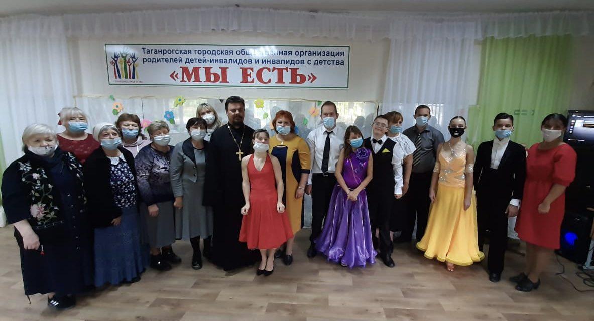 Прихожане Серафимовского храма г. Таганрога приняли участие в концерте для пожилых людей